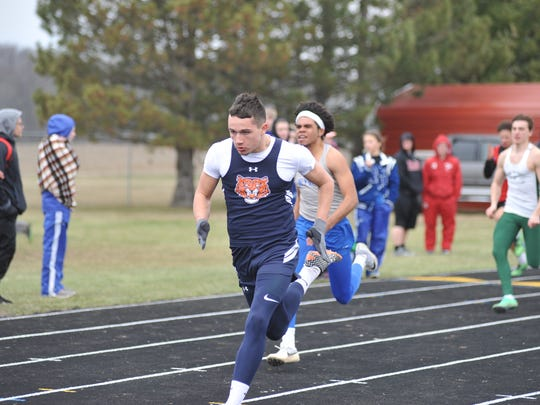 Galion's Takoda Crisman and Wynford's Alizhah Watson will battle it out again this weekend at Shelby.