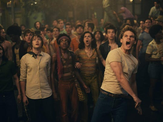 Stonewall movie review