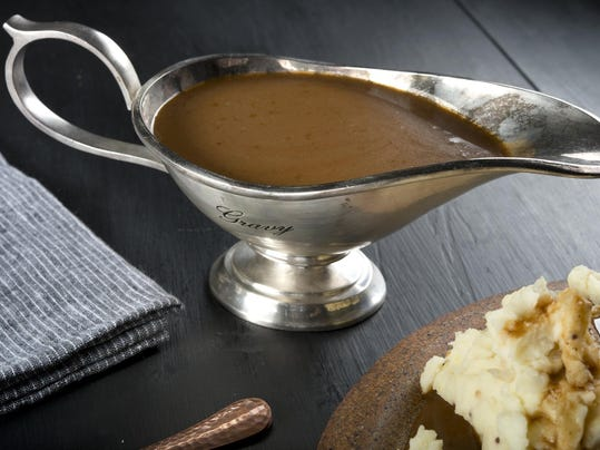Make your gravy smooth and silky