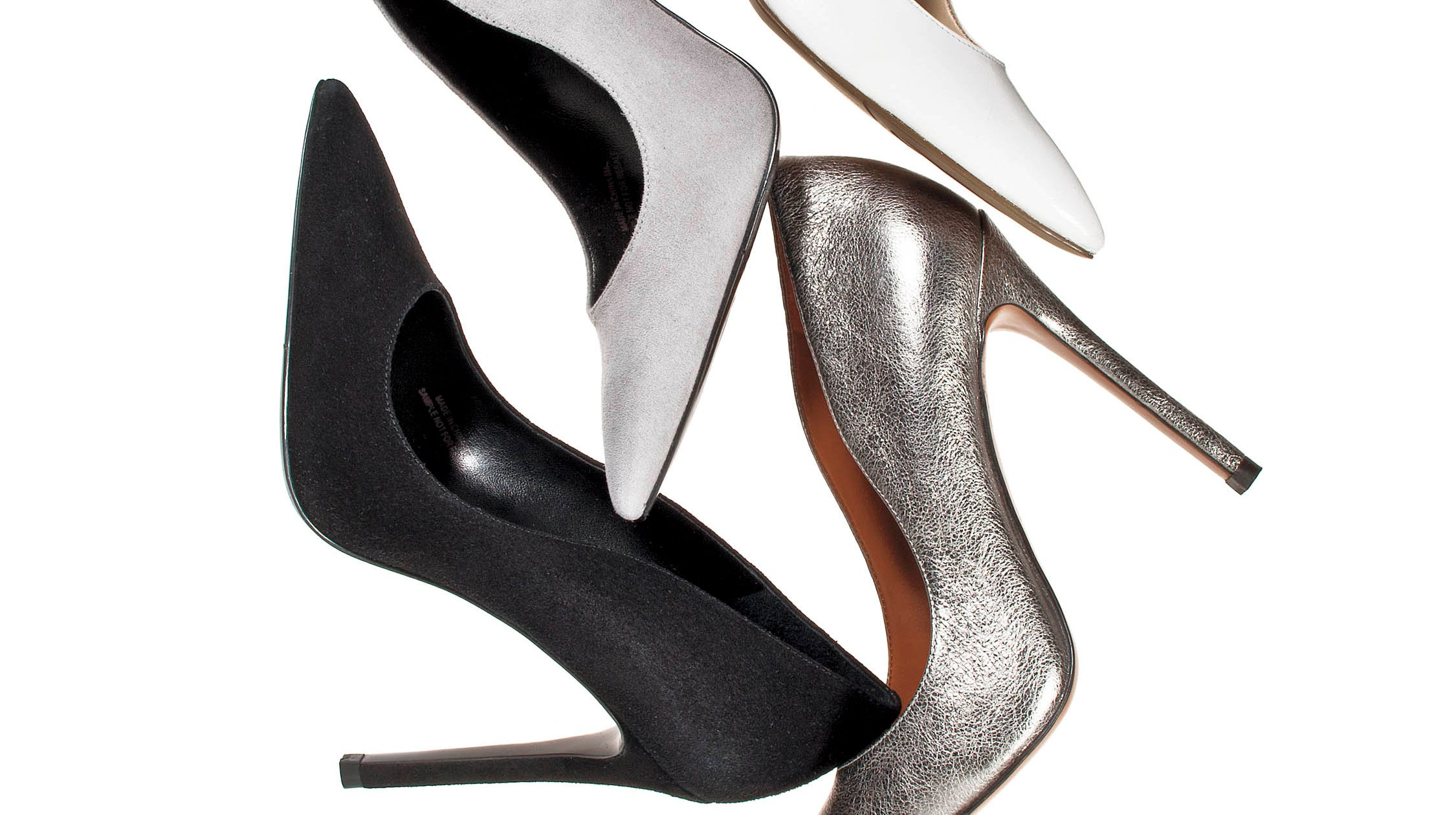 'InStyle' and Nine West have always had love for each other. Now, with their 10-design shoe collection launching today, they're literal sole-mates. 'It's the complete trend story for fall,' says 'InStyle' editor in chief Ariel Foxman.  The 4-inch-high Genial ($79) has 'just the right amount of lift for fall's new midcalf skirts,' according to the magazine. Or, use a pair to spike up boyfriend jeans.