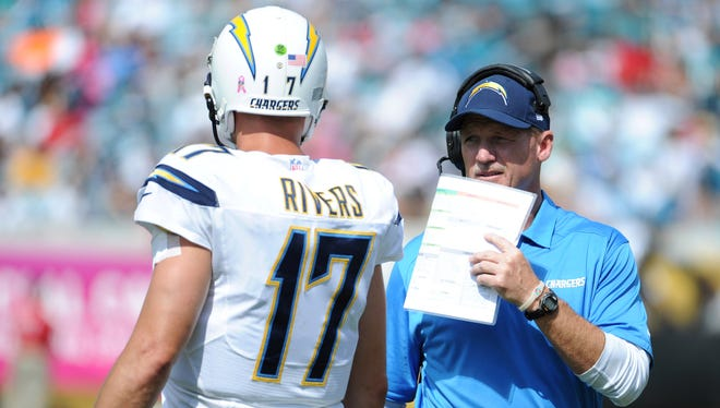 Chargers OC Ken Whisenhunt helped QB Philip Rivers get back on a Pro Bowl level.