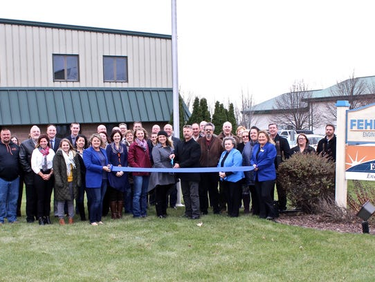 Arch Electric recently celebrated a joint ribbon cutting