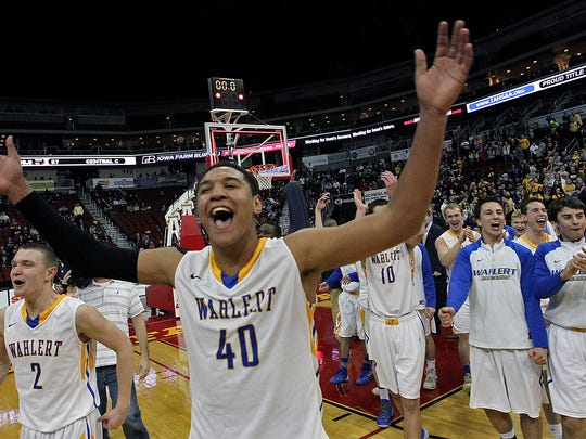 Cordell Pemsl was three-time all-state selection.