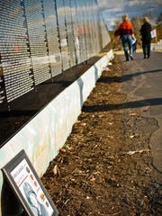 Vietnam Memorial Moving Wall.