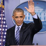 Obama ranked 12th best president by historians in new C-SPAN poll
