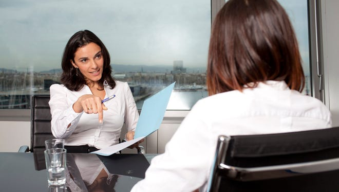The interviewer may have control of a conversation about a job but make sure that you talk about what you can bring to a company.