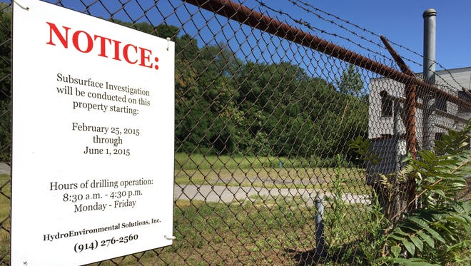 A proposed hotel and restaurant at 109-125 Marbledale Road in Tuckahoe is at the site of a former landfill, where high levels of toxic waste have been detected.