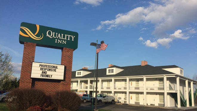 Gallatin's Quality Inn recently sold for almost $4 million.