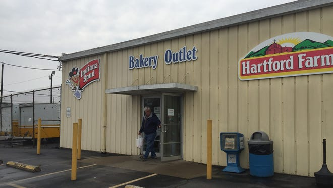 Lewis Bakery Outlet on North Fulton Avenue is closing after more than 50 years.