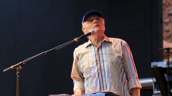 Bruce Johnston, who first joined The Beach Boys in