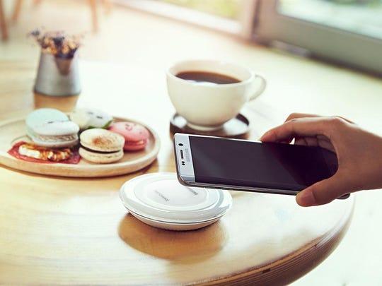 Galaxy Note5 - wireless charging