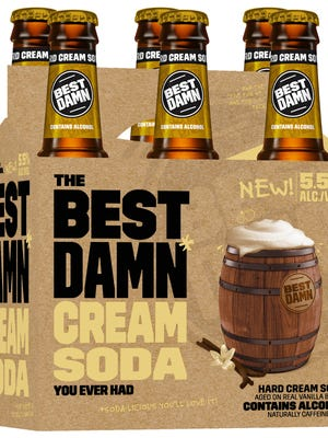 Anheuser-Buschis launching a new adult beverage that's oozing with nostalgia: A boozy cream soda.