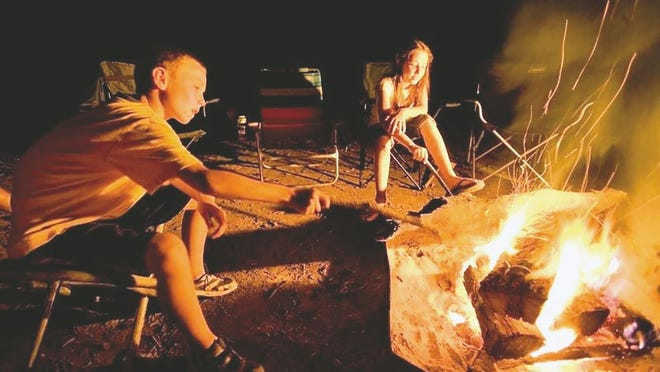 MDC reminds people to celebrate safely. Be careful with campfires, fireworks, and other sources of fire that could cause a wildfire.
