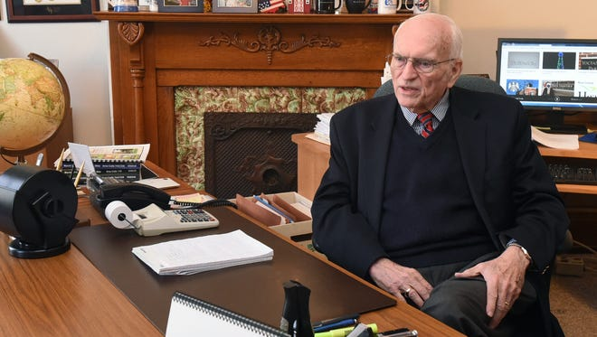 Former County Commissioner Jim Caldwell passed away on Jan. 26 at the age of 80.