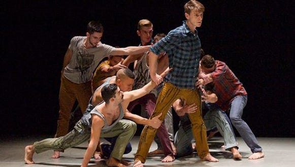 2/19: BALLETBOYZ | England's young guns of dance perform