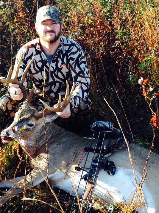 Clint Baxter deer