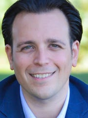 Marco Island City Council Vice Chair Jared Grifoni