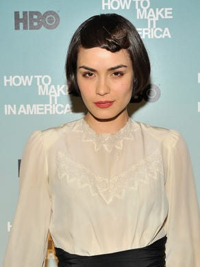 Actress Shannyn Sossamon named her first son Audio