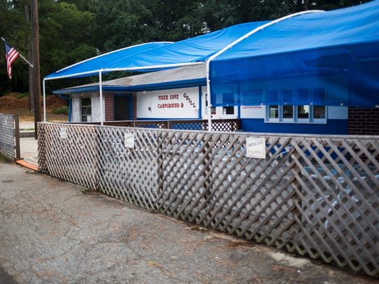 Tiger Cove Grill is photographed on Tuesday, August