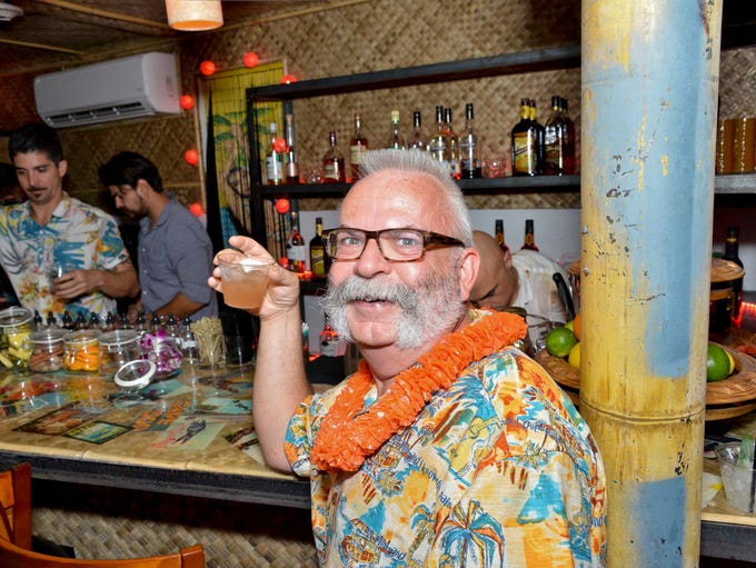 Desert Outlook hosted its Lookout Tuesdays release party for the September issue on Tuesday, Sept. 2, 2014 at Bootlegger Tiki in Palm Springs.