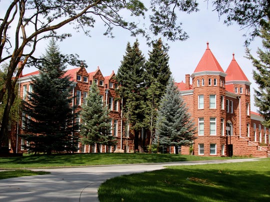 Old Main at Northern Arizona University opened with its first class of students on Sept. 11, 1899.