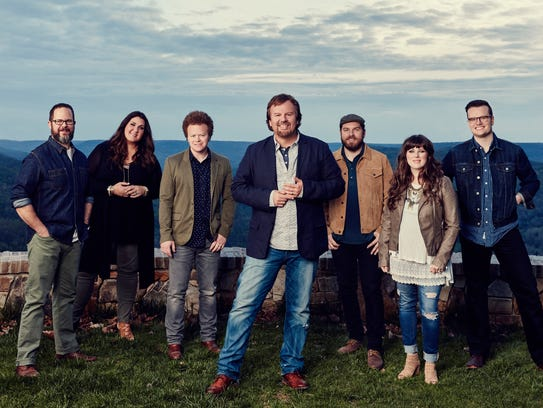 Casting Crowns will be at the Ford Center on April