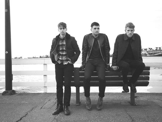 """The L.A. band Foster The People will take its hit """"Pumped"""