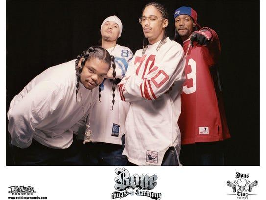 -  -Text: Bone Thugs N Harmony