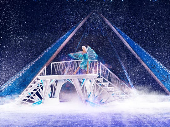 """Disney On Ice: Frozen"" comes to Salisbury at the Wicomico"