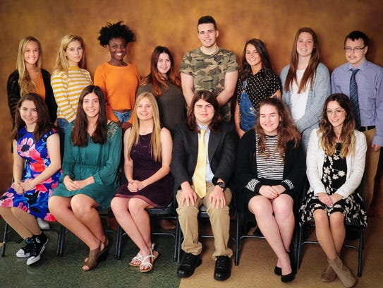 Parkview High School leadership program includes front