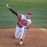 Starting pitcher Kade McClure during the UofL baseball game against University of Kentucky at Cliff Hagan Stadium in Lexington, Ky., on Wednesday, April 13, 2016.