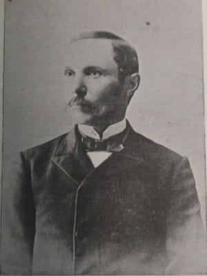 This week's photo is of Rev. J. J. Phelps of the First Baptist Church of Ionia. Mr. Phelps is a veteran of the war of the rebellion, having served three years as a sergeant in the union army, five months of which time he was a prisoner in the rebel prison at Florence, S. C., and Libbey prison, at Richmond, Va. As a speaker he is always listened to with satisfaction, but never more so than on Memorial occasions, when he is recalling the scenes of his services for his country.