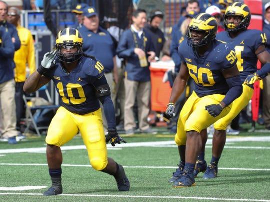 Michigan's Devin Bush Jr.