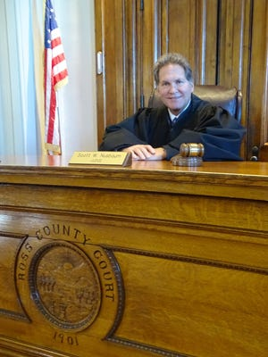 Ross County Common Pleas Judge Scott Nusbaum will retire at the end of the year after a decade on the bench. There is one year left on his current term which will be filled via appointment by the governor.