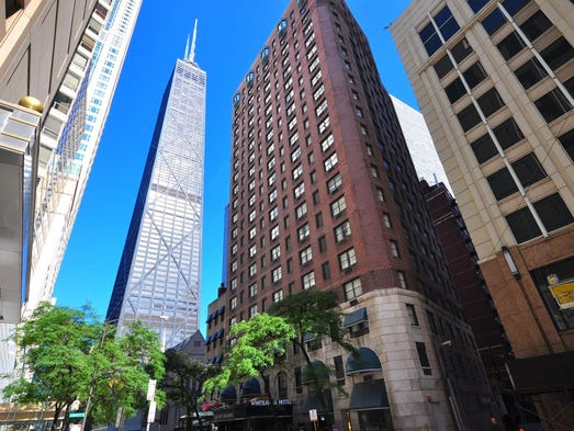 The 20 Most Popular Hotels In Chicago