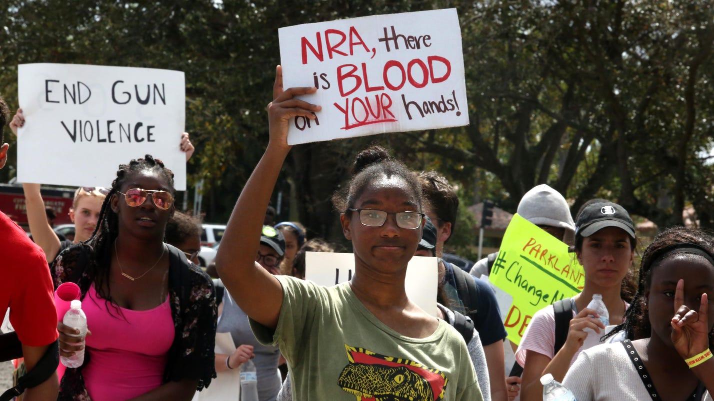 Column: NRA has held U.S. hostage too long