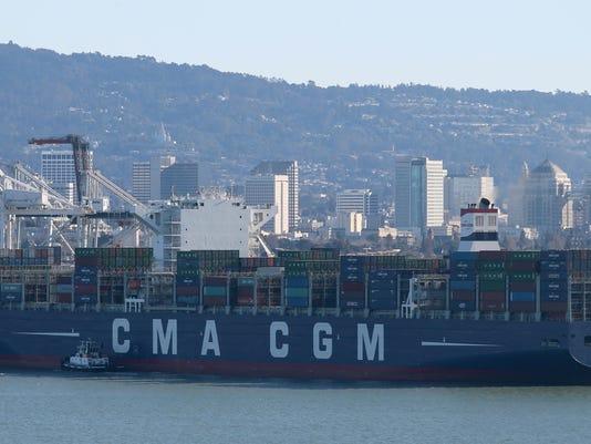 Benjamin Franklin Cargo Ship