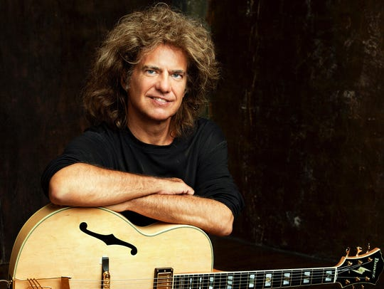 Jazz guitarist Pat Metheny returns to the Flynn Center