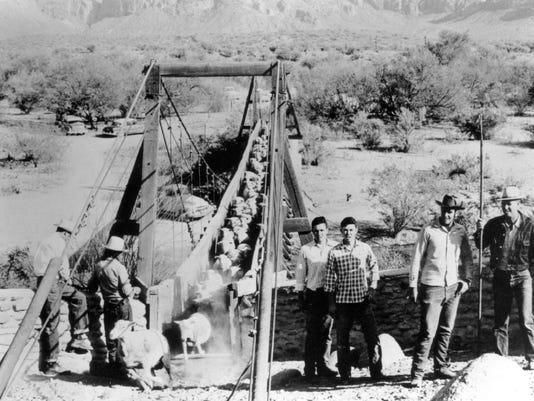 Blue Point Sheep Bridge