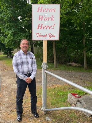 Durham Public Works Director Mike Lynch is retiring after 22 years in that post and 43 years in the department.