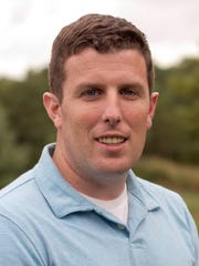 """Nathan """"Nate"""" Grosshandler is seeking a term on Jackson's Township Council."""