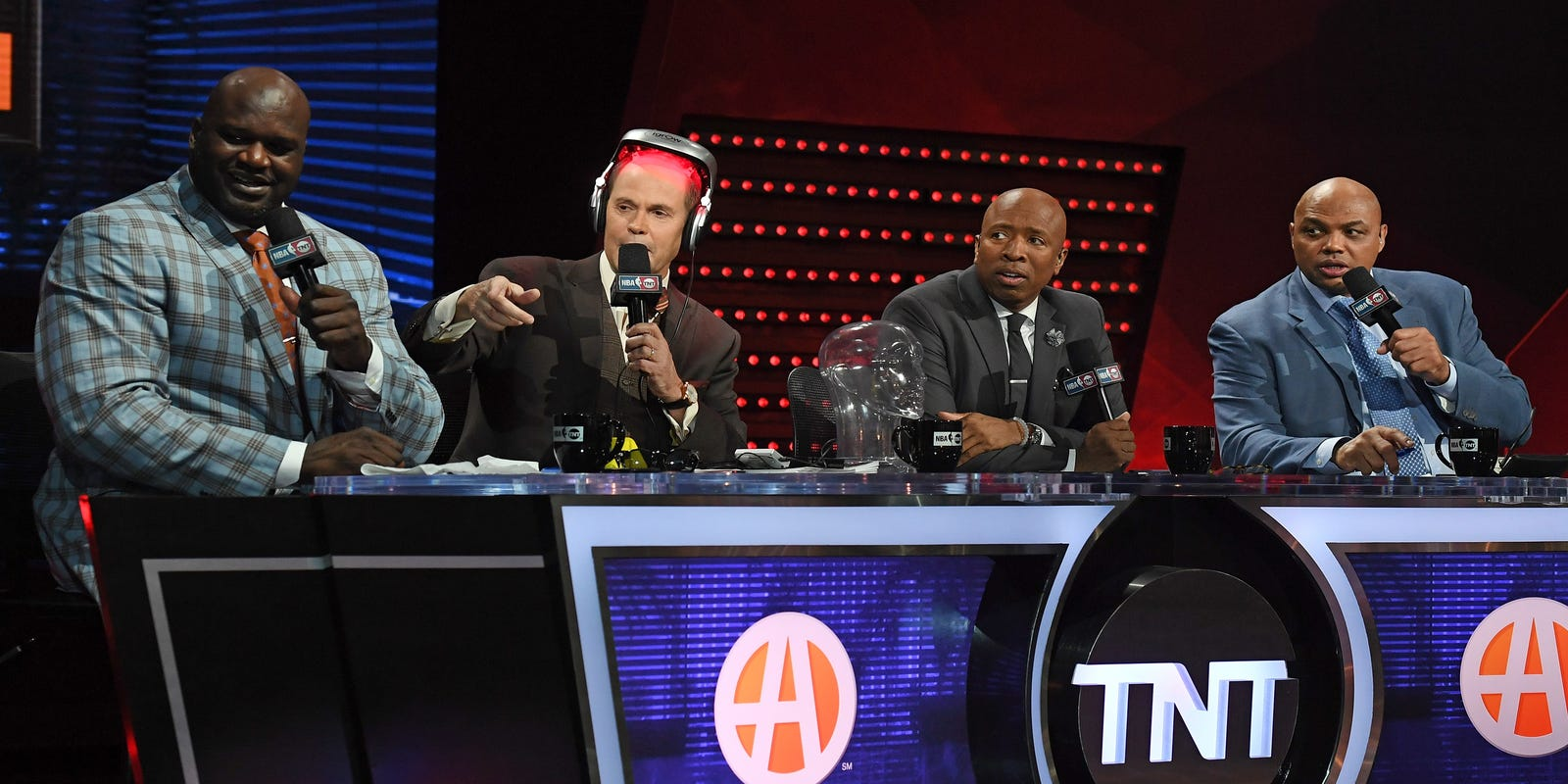 'We can never be recreated or reduplicated': Kenny Smith on success of 'Inside the NBA'