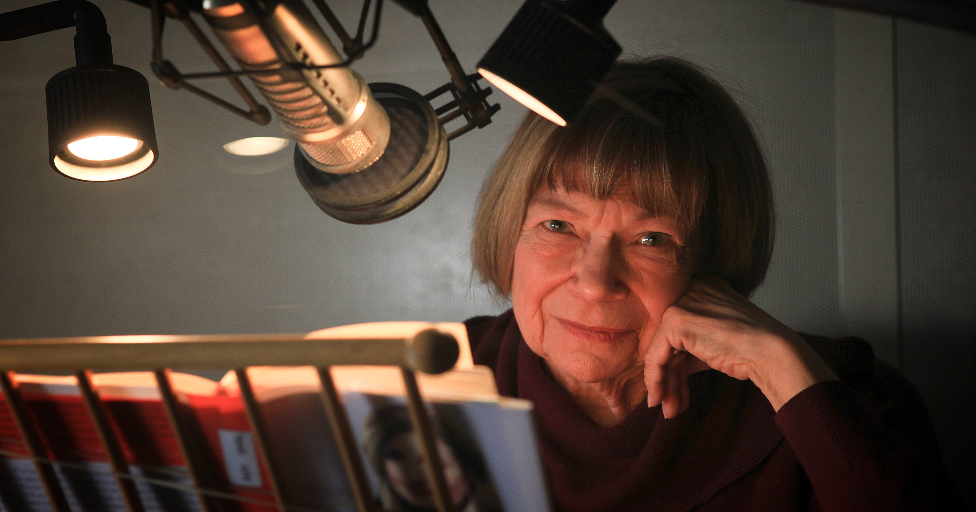 The Voice: Star talking books narrator retires