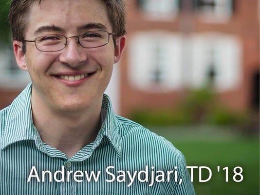 Andrew Saydjari