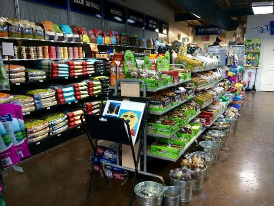 Spot's Pet Supply is an expansion of The Dog Spot,