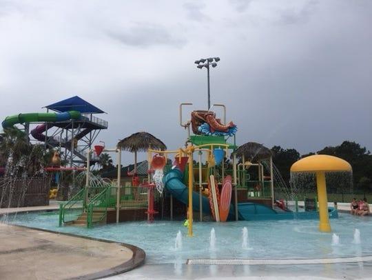 SPAR water park