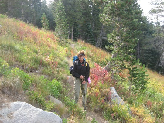 Sue Henson has lived in the Lake Tahoe area 45 years and is a Tahoe Rim Trail Association guide