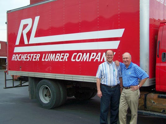 Rochester Lumber dates back to 1909