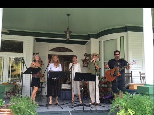 The 5th Annual Porchfest and Sketch Crawl runs from 1 to 5 p.m. Saturday at various spots in downtown Quincy.