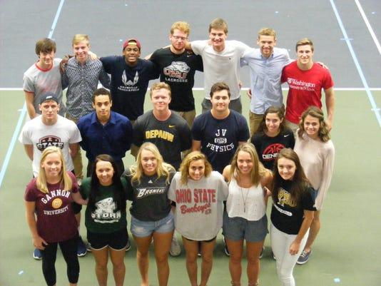 Student Athletes 2017